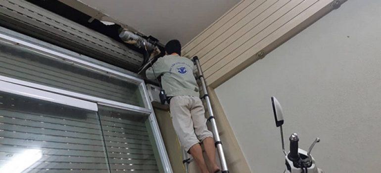 Dịch vụ sửa cửa cuốn tại TPHCM tốt nhất