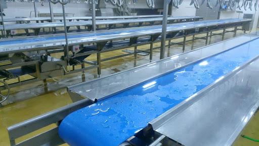 Lợi ích của băng chuyền công nghiệp tải hàng hóa