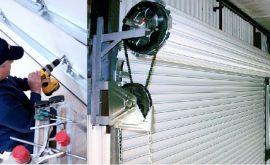 Nguyên nhân khiến cửa cuốn bị kẹt và cách xử lý ngay tại nhà