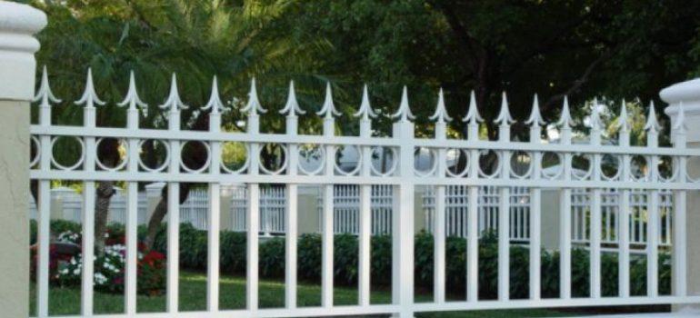 Hàng Rào Sắt Chống Trộm