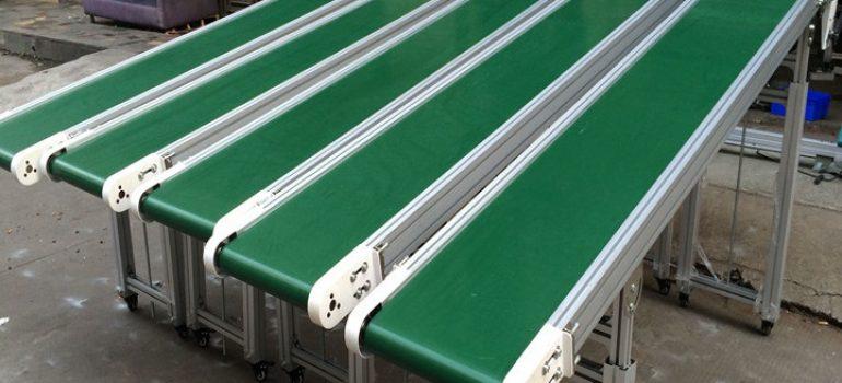 Băng chuyền tải công nghiệp là gì?